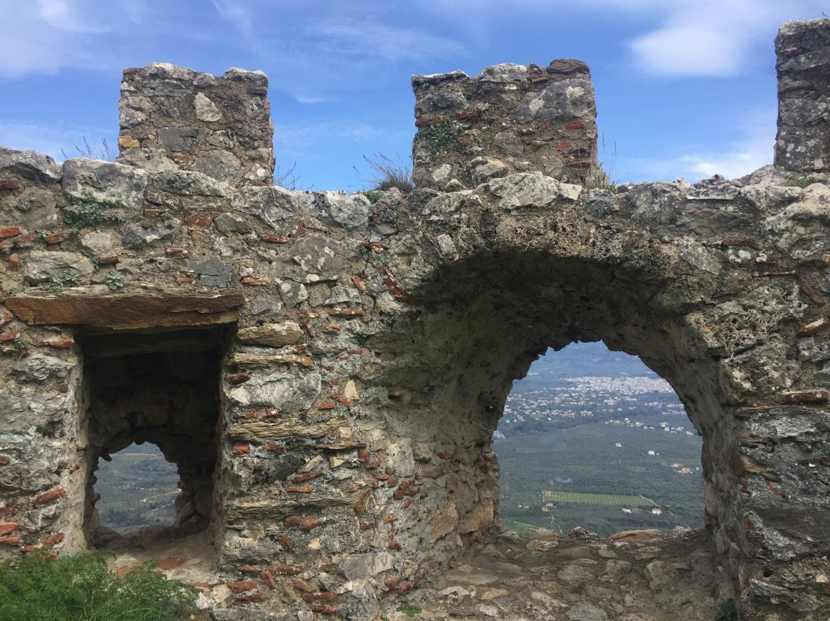 Mora Yarımadası, Mistra (Mystra / Mezistre) Gezi Rehberi